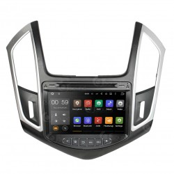 CUSTOM FIT JF-138CO AUTORADIO CHEVROLET CRUZE DAL 2012 ANDROID OCTACORE