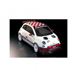 THE RALLY LEGEND 500 ABARTH ASSETTO CORSE 1:9