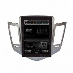 CUSTOM FIT JF-031CCV AUTORADIO CHEVROLET CRUZE DAL 2009 ANDROID QUADCORE