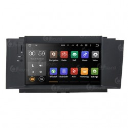 CUSTOM FIT JF-037C4OP AUTORADIO CITROEN C4 PICASSO DAL 2013 ANDROID OCTACORE