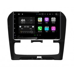 CUSTOM FIT JF-039C4O AUTORADIO CITROEN C4 PICASSO DAL 2013 ANDROID OCTACORE