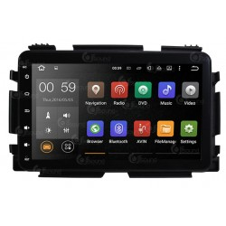 CUSTOM FIT JF-031HHA AUTORADIO HONDA HR-V DAL 2016 ANDROID QUADCORE