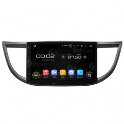 CUSTOM FIT JF-031HVA AUTORADIO HONDA CR-V DAL 2012 ANDROID QUADCORE