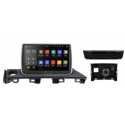 CUSTOM FIT JF-039M6A AUTORADIO MAZDA 6 DAL 2013 QUADCORE ANDROID