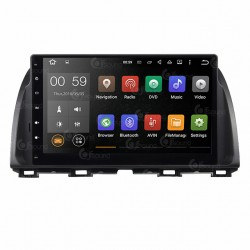CUSTOM FIT JF-031MXA AUTORADIO MAZDA CX-5 QUADCORE ANDROID