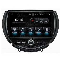 CUSTOM FIT JF-138M1A AUTORADIO MINI F54 F55 F56 F57 QUADCORE ANDROID