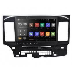 CUSTOM FIT JF-031MLO AUTORADIO MITSUBISHI LANCER X DAL 2014 OCTACORE ANDROID
