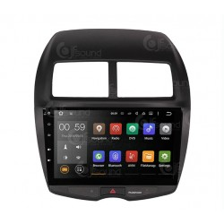 CUSTOM FIT JF-031MAO AUTORADIO MITSUBISHI ASX DAL 2011 OCTACORE ANDROID