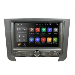 CUSTOM FIT JF-037SRA AUTORADIO SSANGYONG REXTON 2 DAL 2013 ANDROID QUADCORE
