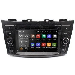 CUSTOM FIT JF-037SSA AUTORADIO SUZUKI SWIFT DAL 2011 QUADCORE ANDROID