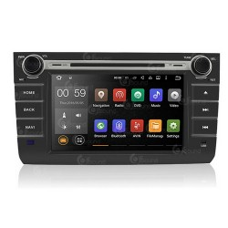 CUSTOM FIT JF-038SSA AUTORADIO SUZUKI SWIFT DAL 2004 QUADCORE ANDROID