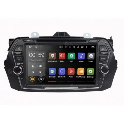CUSTOM FIT JF-038SCA AUTORADIO SUZUKI CIAZ QUADCORE ANDROID