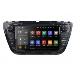 CUSTOM FIT JF-038S4A AUTORADIO SUZUKI SX4 S-CROSS QUADCORE ANDROID
