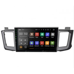 CUSTOM FIT JF-031TROP AUTORADIO TOYOTA RAV 4 DAL 2013 ANDROID OCTACORE
