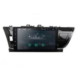 CUSTOM FIT JF-031TCO AUTORADIO TOYOTA RAOROLLA DAL 2014 ANDROID OCTACORE