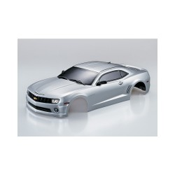 KILLERBODY Carrozzeria Camaro 2011 Silver 1:10 190mm