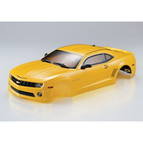 KILLERBODY Carrozzeria Camaro 2011 Yellow 1:10 190mm