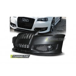 PARAURTI ANTERIORE IN ABS AUDI A3 8L LOOK S-LINE