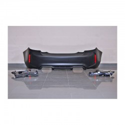 PARAURTI POSTERIORE IN ABS BMW SERIE 2 F22 F23 LOOK M2