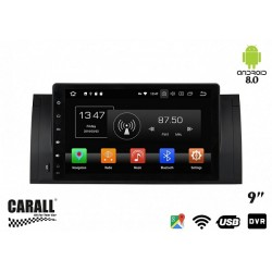 CUSTOM FIT Autoradio Android 8,0 BMW E39 GPS DVD USB SD WI-FI Bluetooth Navigatore