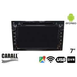 CUSTOM FIT Autoradio Android 8,0 Opel GPS DVD USB SD WI-FI Bluetooth Navigatore
