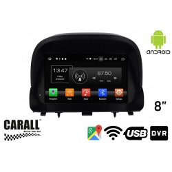CUSTOM FIT Autoradio Android 8,0 Opel Encore Mokka GPS DVD USB SD WI-FI Bluetooth Navigatore