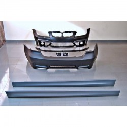 KIT ESTETICO COMPLETO IN ABS BMW SERIE 3 E90 LOOK M4