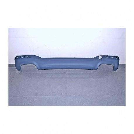 DIFFUSORE POSTERIORE IN ABS BMW SERIE 5 G30 LOOK M-TECH