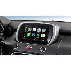 "Alpine iLX-702-500X sistema audio-video 7"" Apple CarPlay e Android Auto 500X"