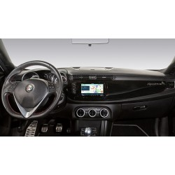"Alpine iLX-702-940AR 7"" PER ALFA ROMEO GIULIETTA con Apple CarPlay & Android"