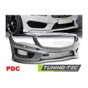 PARAURTI ANTERIORE IN ABS MERCEDES CLA W117 LOOK AMG