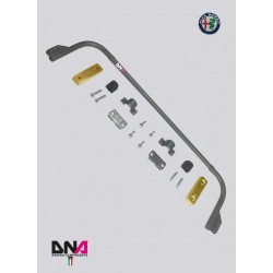 KIT BARRA ANTIROLLIO POSTERIORE REGOLABILE DNA RACING ALFA ROMEO GIULIETTA