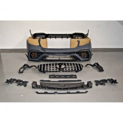 KIT ESTETICO COMPLETO IN ABS MERCEDES CLASSE GLC X253