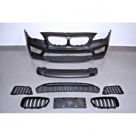 KIT ESTETICO COMPLETO IN ABS BMW SERIE 5 F10 F11 F18 LOOK M5 G30