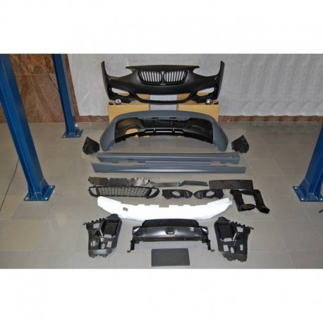 KIT ESTETICO COMPLETO IN ABS BMW SERIE 1 F21 LOOK M2