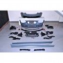 KIT ESTETICO COMPLETO IN ABS BMW SERIE 1 F20 LOOK M PERFORMANCE