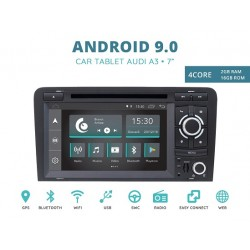 CUSTOM FIT JF-037A3A-XDAB AUTORADIO SPECIFICA AUDI A3 8P DAL 2003