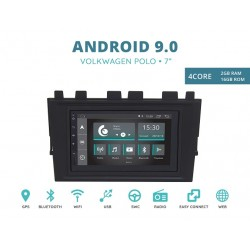 CUSTOM FIT JF-127A-XDAB-WP AUTORADIO VOLKSWAGEN POLO DAL 2019 ANDROID QUADCORE