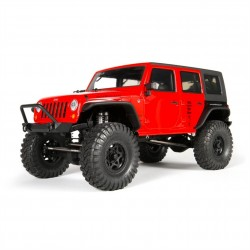 AXIAL CRAWLER SCX10 JEEP WRANGLER - KIT 1:10