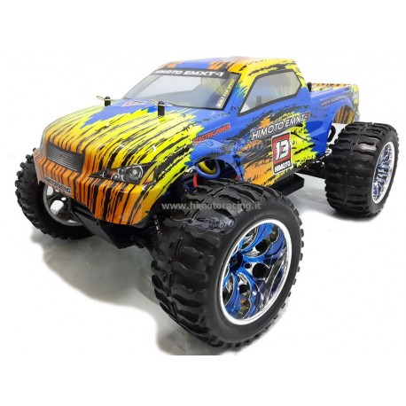 EMXT-1 MONSTER TRUCK BRUSHLESS CON SENSORI HIMOTO 1/10 2.4Ghz
