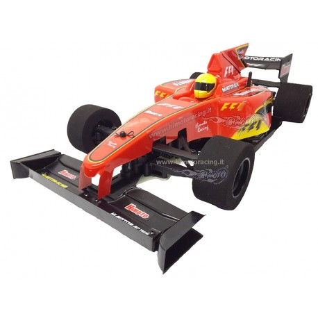 FORMULA CAR BRUSHLESS 2.4 Ghz HIMOTO 1/10 RTR 2WD