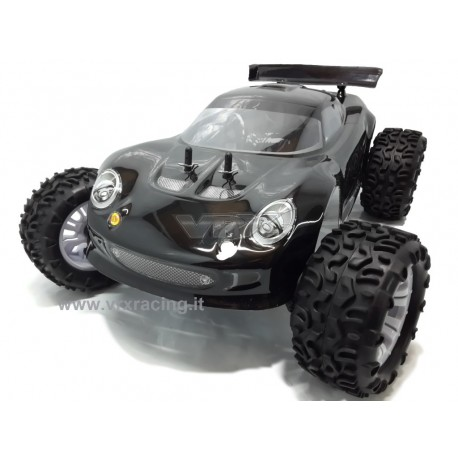 Rangster Motore elettrico RC-550 Turbo speed Nuova Radio 2.4ghz 1:10 RTR 4WD
