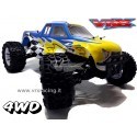 VRX RACING RH1013M BLX10 Monster Truck Motore elettrico Brushless Radio 2.4gHz Lipo 7,4V 1/10 4WD RTR