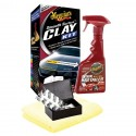 MEGUIARS Cera e polish Tradizionale Meguiars Classic - Smooth Surface Clay Kit