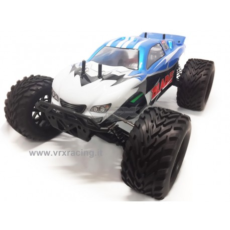 Mega Truck Sword 1/10 Off-Road motore elettrico brushless radio 2.4ghz 4WD RTR VRX