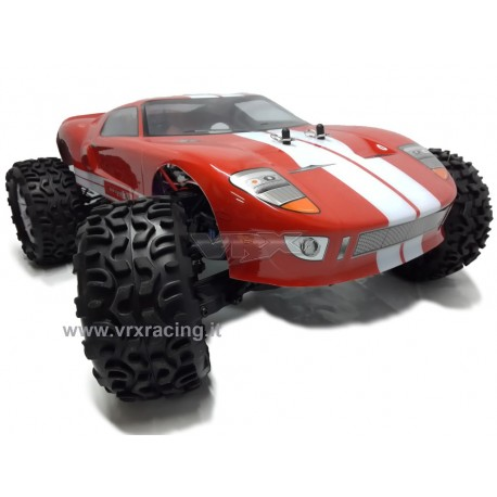 Rangster 1/10 Off-Road motore elettrico Brushless Radio 2.4ghz 4WD RTR VRX