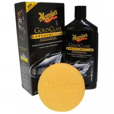 MEGUIARS Cera e polish Carnauba Meguiars Gold Class - Car Wax