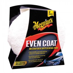 MEGUIARS Spugna microfibra Meguiars Even Coat - Microfiber Applicator Pads