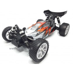 VRX RACING RH1017 SPIRIT EBL Buggy brushless Radio 2.4gHz Lipo 7,4V 1/10 RTR 4WD