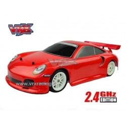 VRX RACING RH1025 X-RANGER TOURING elettrico Brushed RC-540 con radio 2.4ghz on road in scala 1/10 RTR 4WD VRX